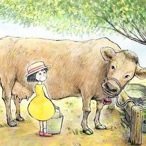 【牧場絵本】メイと牧場のどうぶつたち