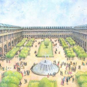 18世紀『パリの想い出』~魅惑のパレ・ロワイヤル