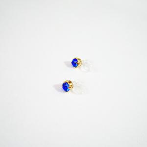 承太郎のイヤリング(blue)