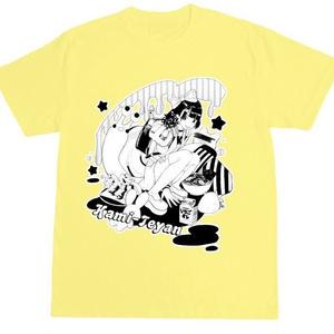 かみてゃん。イラストTシャツ