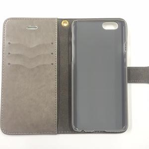 【iPhone6/6s専用 】手帳型iPhoneケース【送料無料】