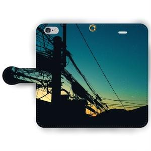 【手帳型スマホケース】iPhone6/6s専用