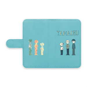 【手帳型Androidケース】YAMAOKU