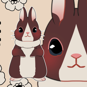 【アバター】rabbit【facerig】
