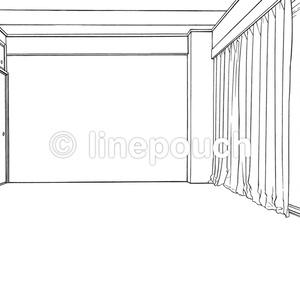 マンションの和室
