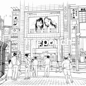 大型ビジョン(新宿)