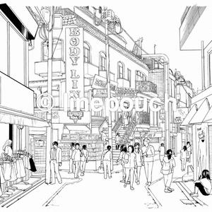 原宿竹下通り(原宿)