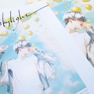 ILLUST BOOK「Skylight」.012