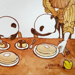 食べ盛りのおやつ