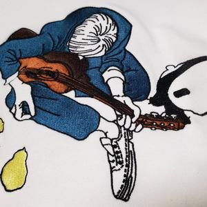 ♪(背中刺繍トレーナー)