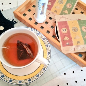 3cats tea(縞猫紅茶)
