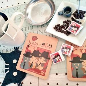3cats coffee(縞猫珈琲)