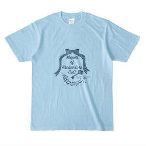 CoCキーパーTシャツ-銀の鍵