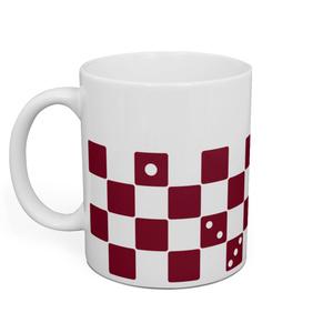 ダイス柄マグカップ
