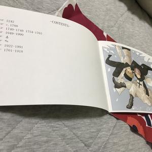 露+普衣装画