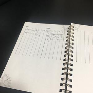 BL短歌がつくれるノート(BL短歌を覗くときおまえもまたBL短歌に覗かれるノート)