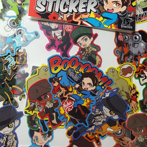 【Fallout4】Stickers (小さいサイズ)