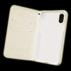 (東方)フランドール iPhoneケース(X/Xs 兼用 手帳タイプ)