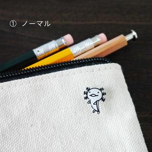 【ピンバッジ】ウーパールーパー