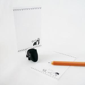 3Dバクくん(メモスタンド)[フィギュア]