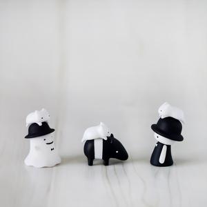 3Dネコくん[フィギュア]