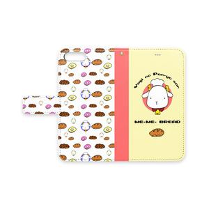 iphoneケース(やぎのパン屋さん)