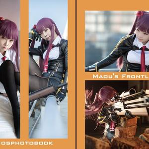 【C95】【DL版 / 紙媒体】Maou's Frontline - WA2000
