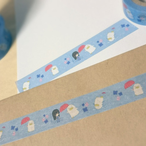 マスキングテープ(桂小太郎&エリザベス)