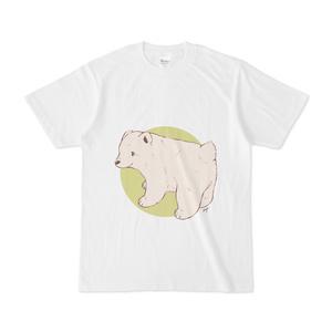しろくまさんTシャツ
