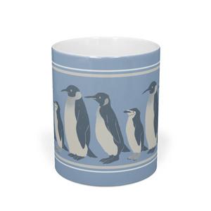 ぞろぞろペンギンマグカップ