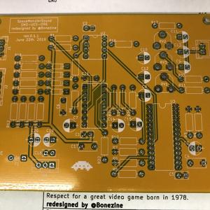 (販売終了)1978年のゲームサウンド再現計画:基板C