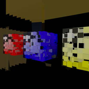 Raymarching Cube Shader (Unity/VRChat)
