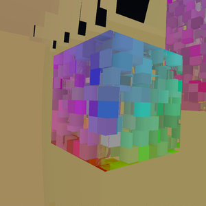 Raymarching Cube Shader (Unity/VRChat) @wraikny_vrc