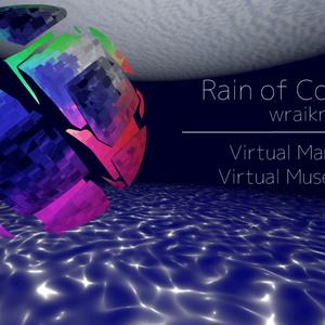 Rain of Confeito / SeaBottom Shader
