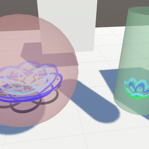 Raymarching Flower Shader(Unity/VRChat)