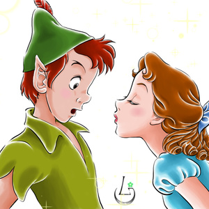 Peter & Wendy Portrait
