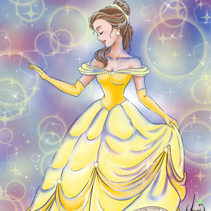 Belle (Beauty and the Beast) Dance