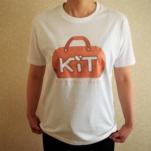 KiT ロゴTシャツ