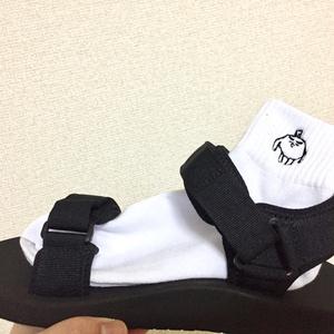 刺繍くつした   =たきちゃんver.=
