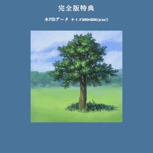 エソラ流 味のある木の描き方(ダウンロード販売)
