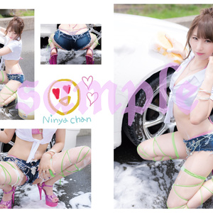 【写真集】Bikini CAR WASH
