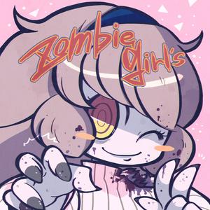 Zombie girl's