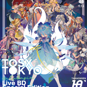 TOSX TOKYO at clubasia Live BD Special Edition