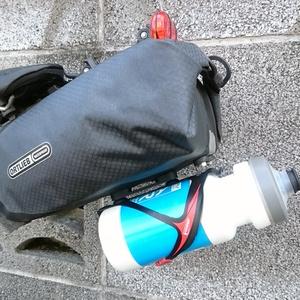 ORTLIEB(オルトリーブ)サドルバック用ボトルケージアダプター