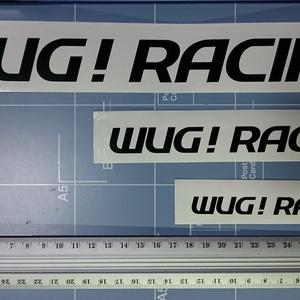 WUG!Racing カッティングシート