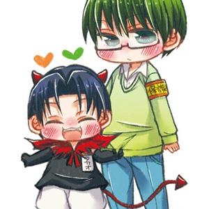 小悪魔タカオと緑間くんラミカ