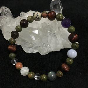 天然石ブレスレット173