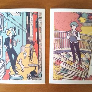 ポストカード 2種