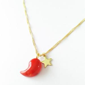 救世主の勾玉オルゴナイト☆ネックレス