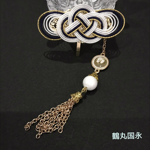 ⭐️刀剣乱舞  家紋入りアクセサリー⭐️ポニーフック・簪